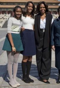 Malia Obama sweet 16