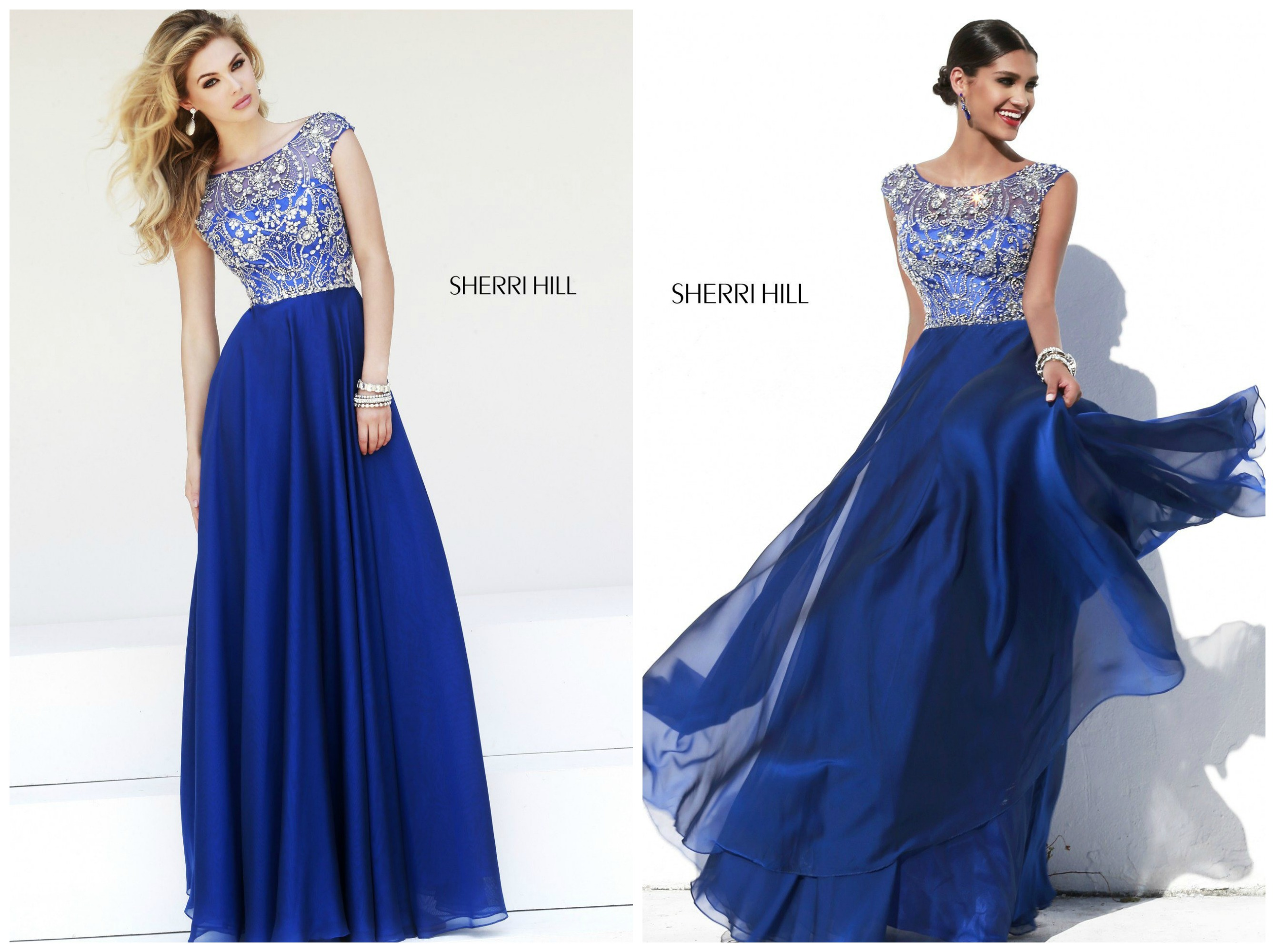 Brand New Fall 2014 Sherri Hill Collection Style 32017