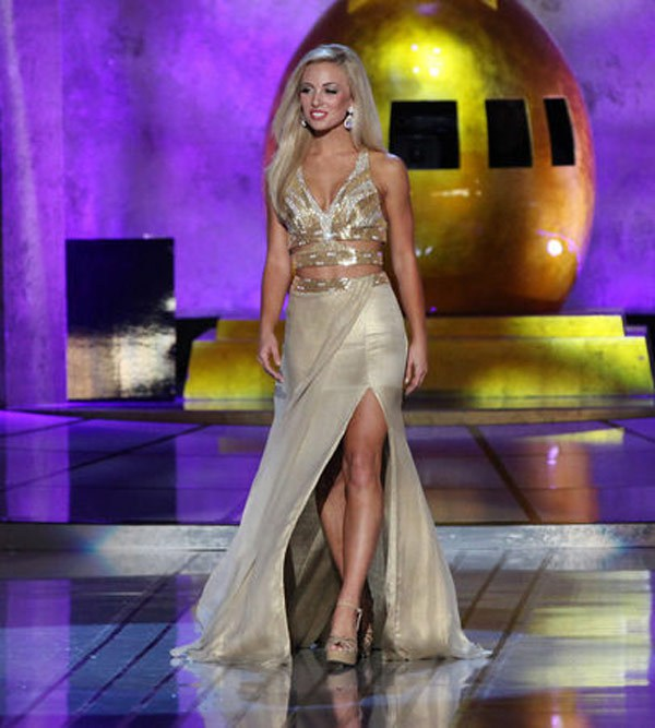 prom dress trends 2015 miss america gold