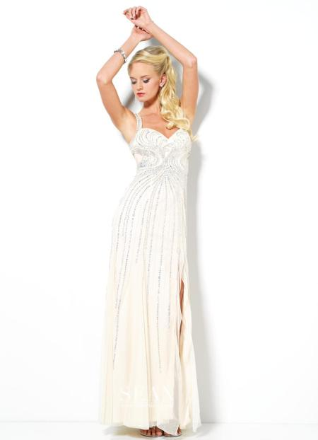 popular prom dress boston - sean collection 50579ch