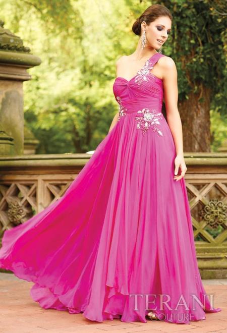 popular prom dress boston - Terani P618-338