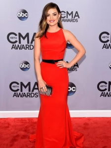 lucy-hale-cma-awards-2014-cmas