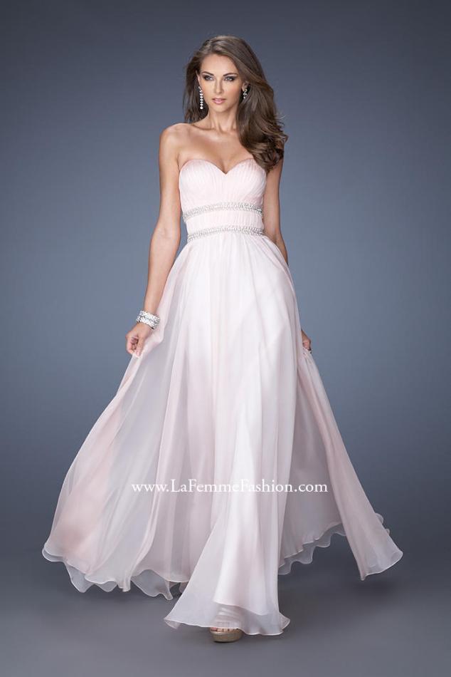 4-la femme - princess prom dress 2015