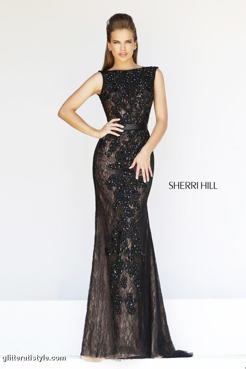 Sherri Hill 2015 Glitterati Style A Boston Area Prom
