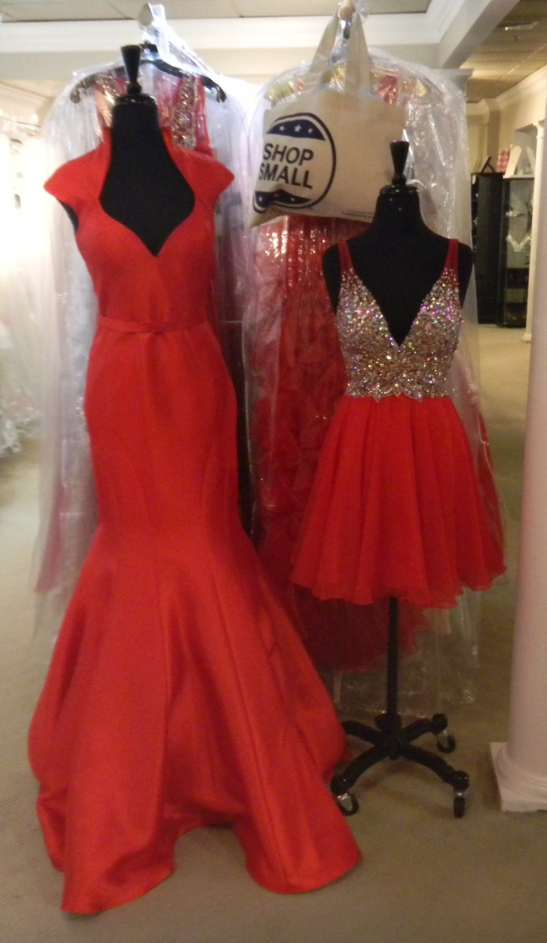 red jovani prom dress 3