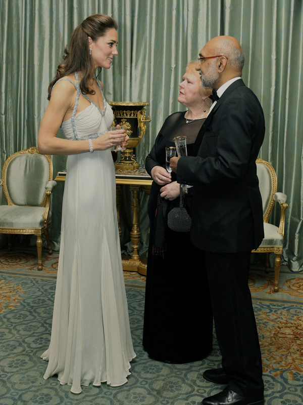 Catherine, Duchess Of Cambridge Attends 'In Kind Direct' Charity Event At Clarence House