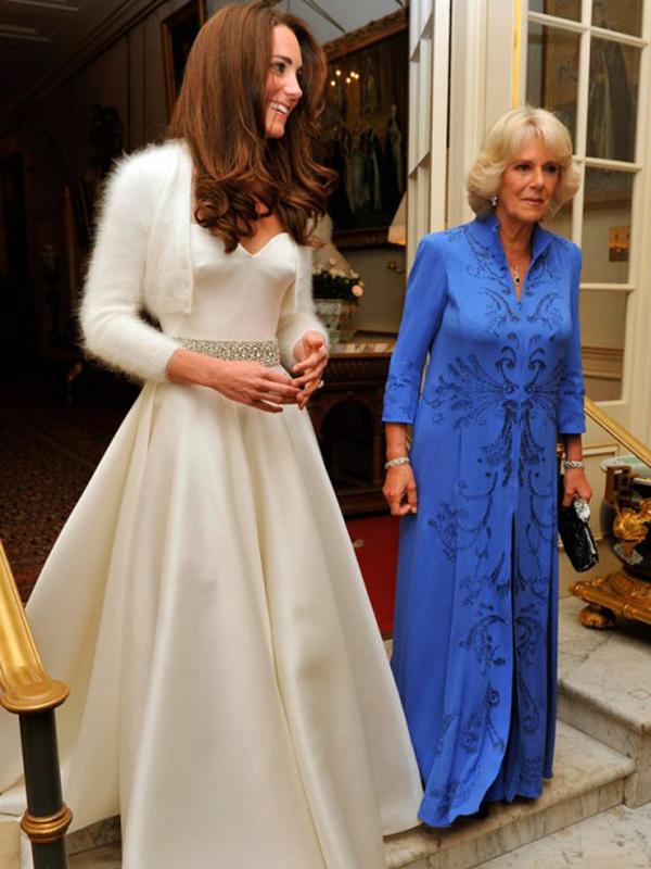 kate middleton royal wedding reception