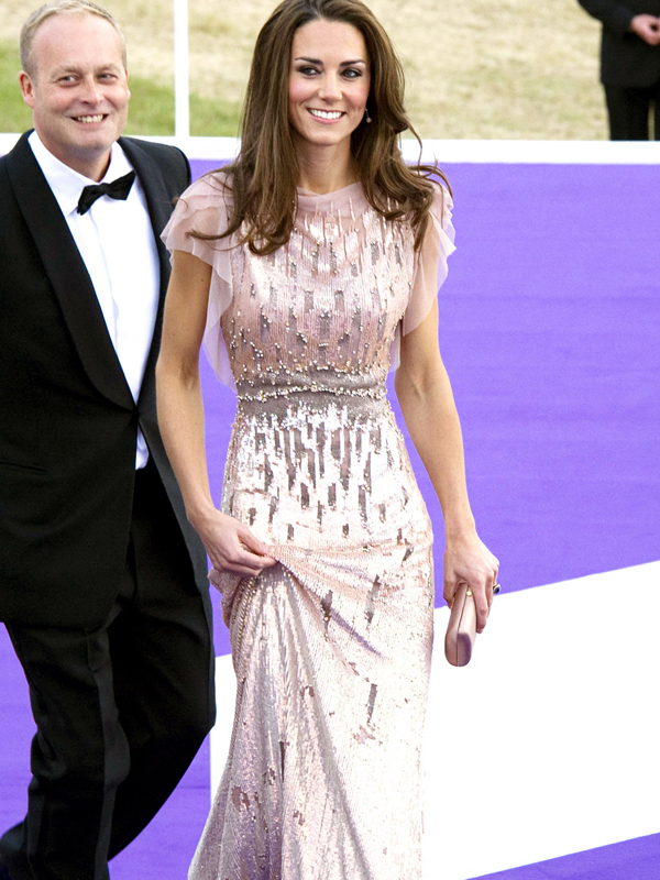 kate middleton us mag Post-Ark 10th anniversary gala