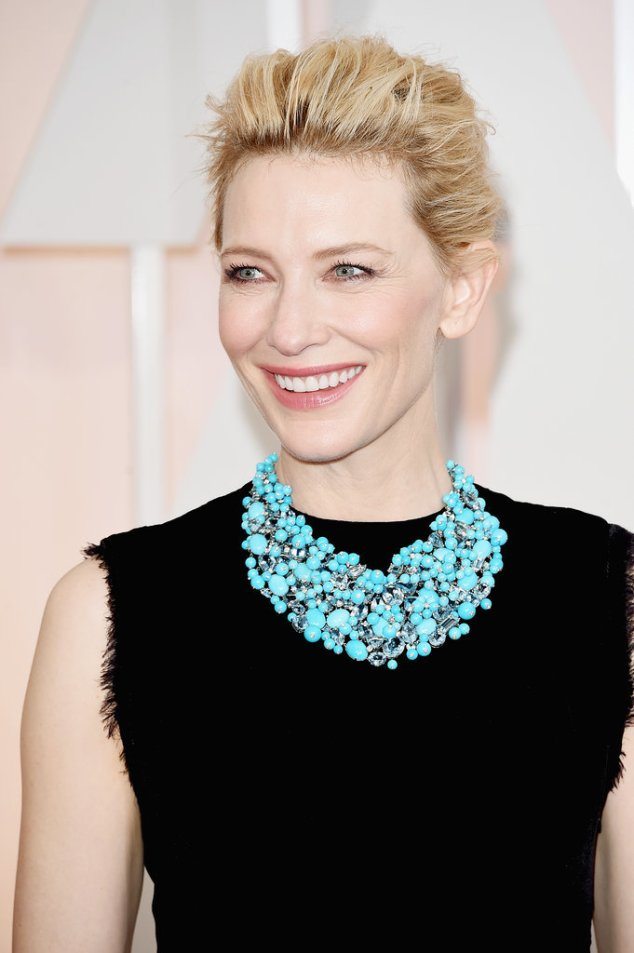 Hair inspiration Cate-Blanchett