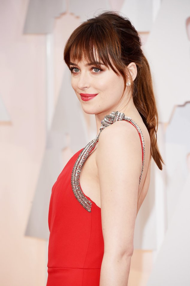 hair-inspiration- Dakota-Johnson