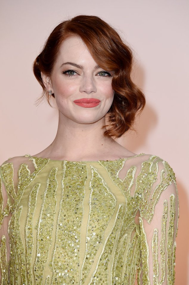 Hair Inspiration  - Emma-Stone