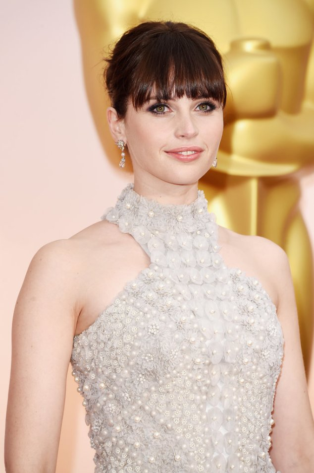 Hair inspiration - Felicity-Jones
