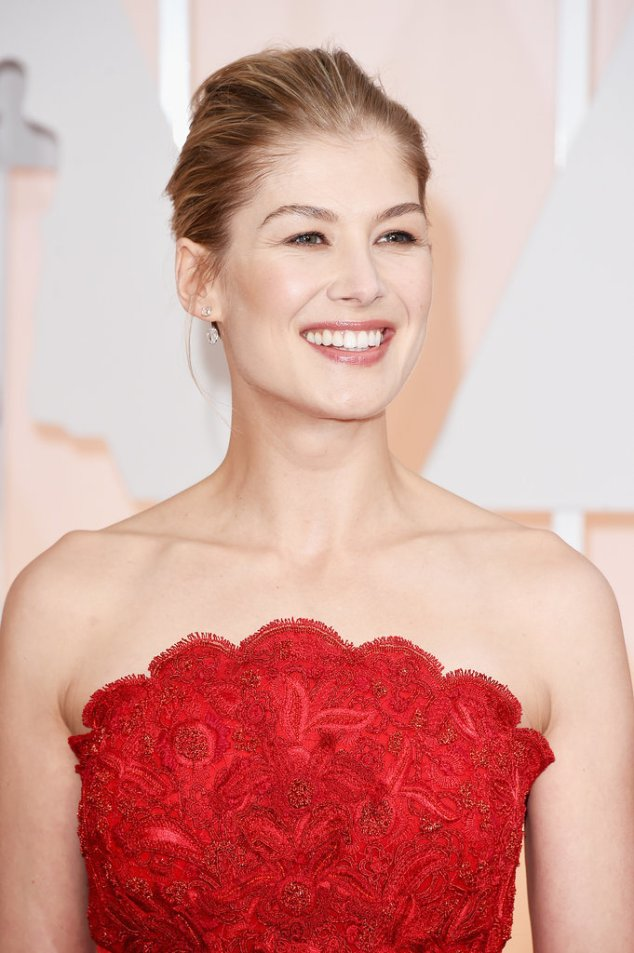 hair inspiration Rosamund-Pike