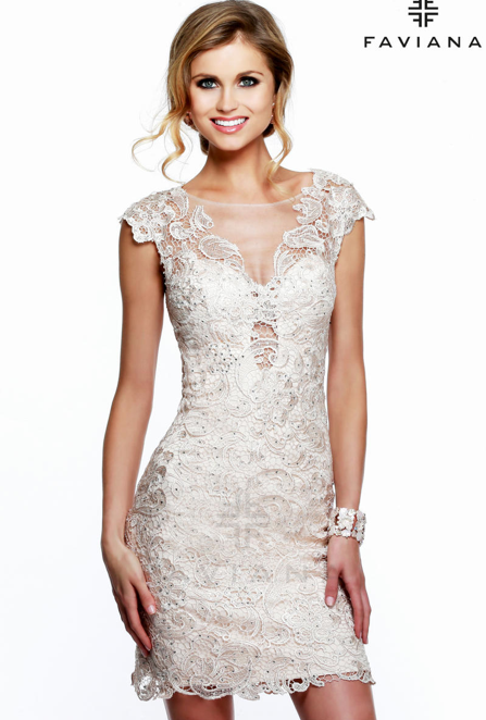 The Best Short Prom Dresses for 2015 – GlitteratiStyle.com