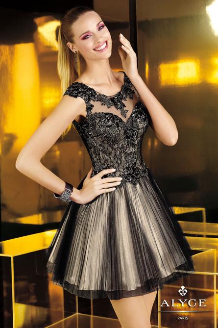 Alyce short prom dress