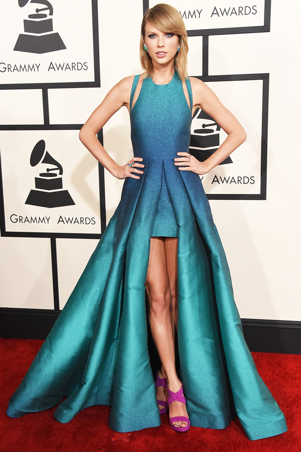 tayloe swift grammys dress 2