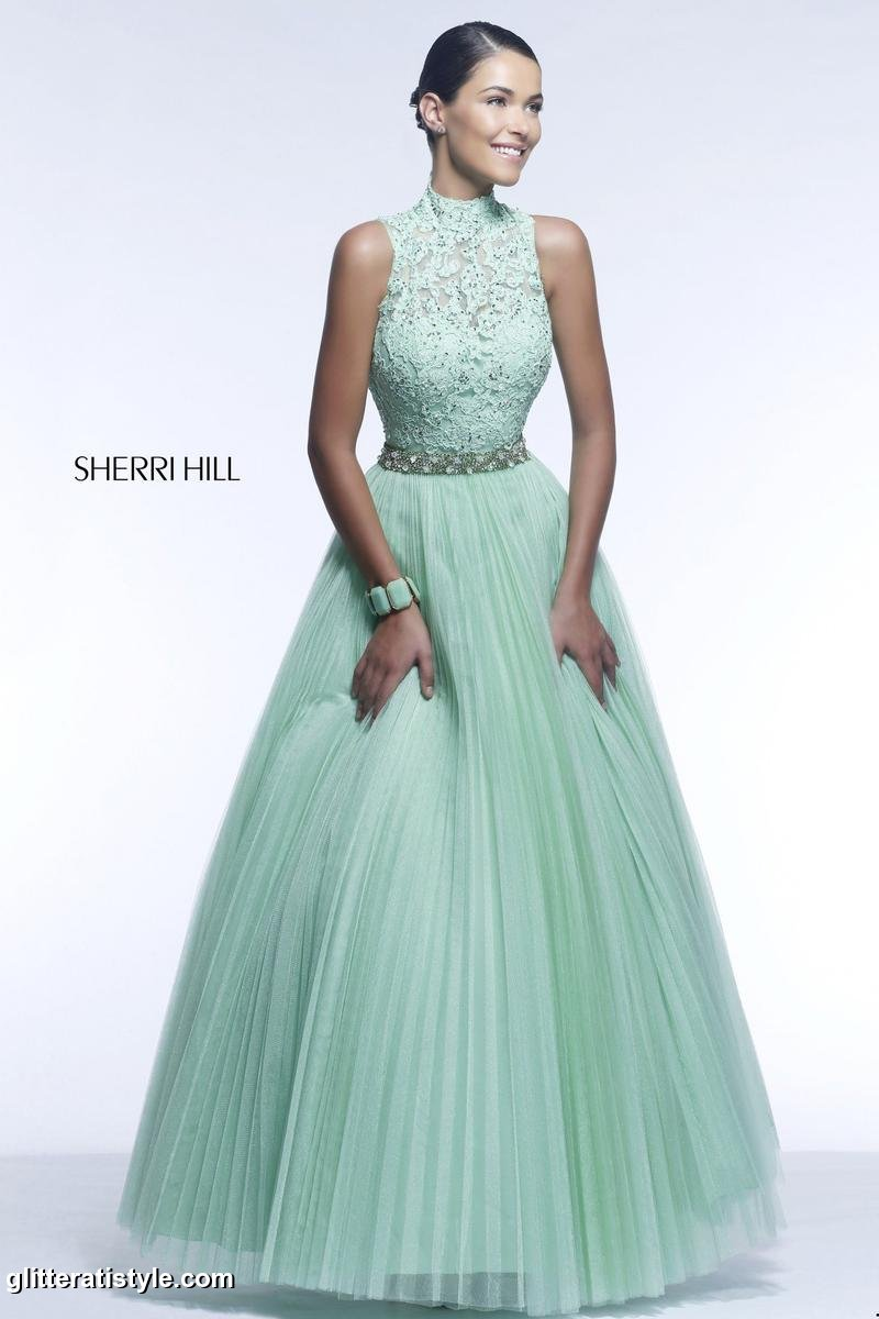 best sherri hill prom dress | Glitterati Style – A Boston Area ...