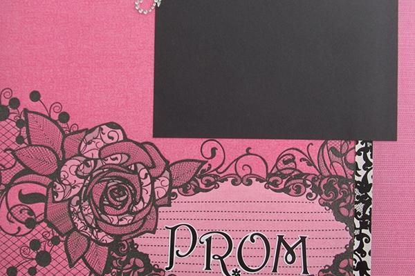 prom scrapbook