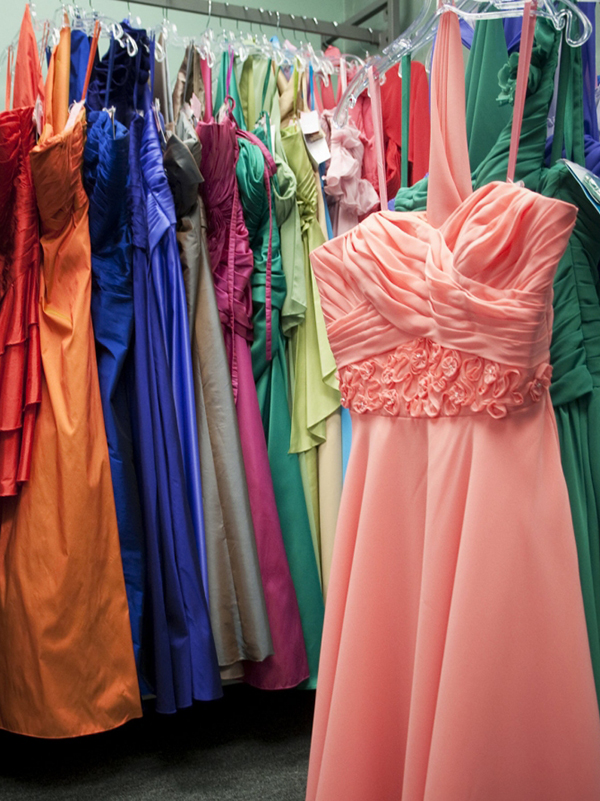 prom dress donation